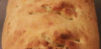 Pane con le castagne