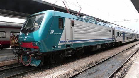 treno Perugia Roma
