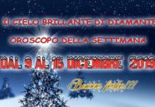 Oroscopo della Settimana dal 9 al 15 Dicembre 2019