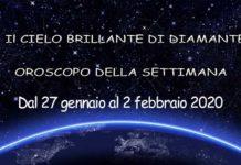 Oroscopo della settimana dal 27 gennaio al 2 febbraio 2020