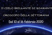 oroscopo della settimana dal 10 al 16 febbraio