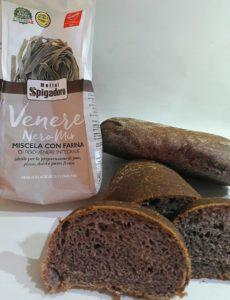 Pane con mix Venere