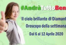 Oroscopo della settimana dal 6 al 12 Aprile 2020
