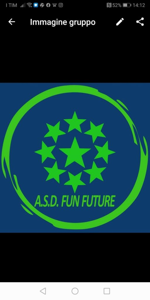 Il logo della Asd Fun Future