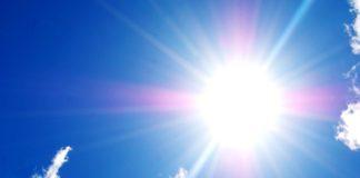 il sole uccide il Covid-19