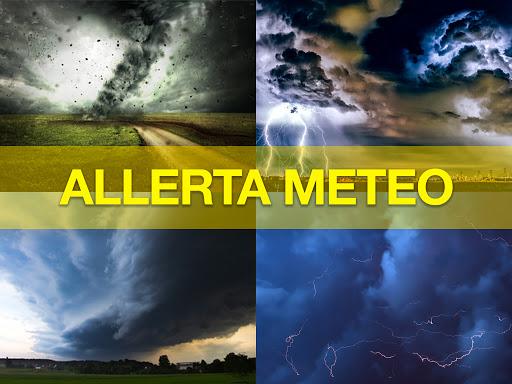 Allerta meteo in Umbria
