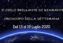 Oroscopo della settimana dal 13 al 19 luglio 2020