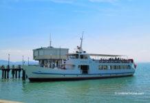 Traghetto isola Polvese