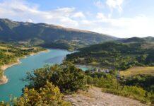 Lago di Fiastra 1