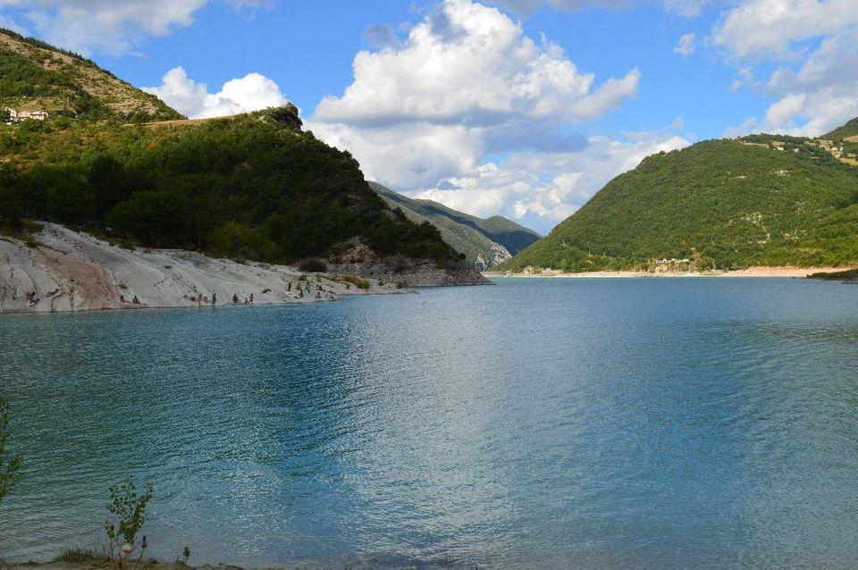 Lago di Fiastra 2