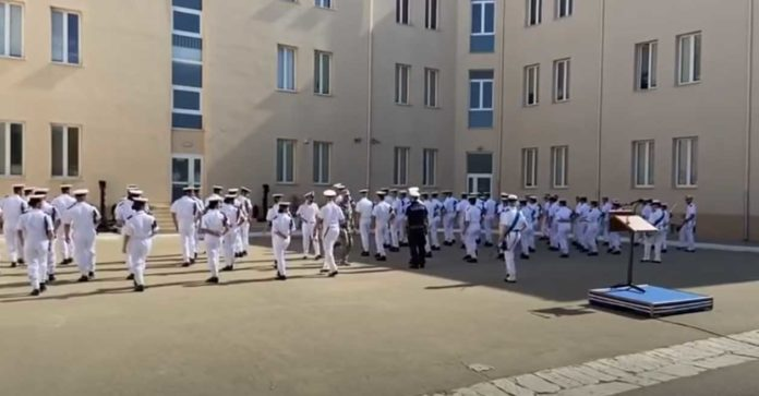 jerusalema balletto marinai