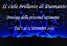 Oroscopo della prossima settimana dal 7 al 13 settembre 2020
