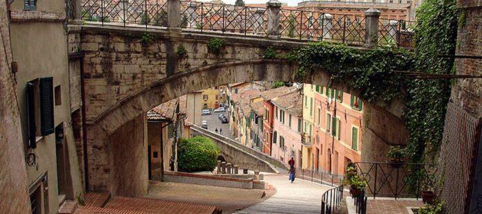 Le vie più curiose di Perugia