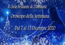 Oroscopo della prossima settimana dal 7 al 13 Dicembre 2020