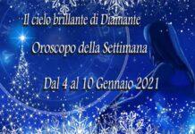 Orosocopo settimana dal 4 al 10 gennaio 2021