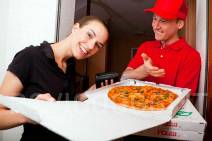 Pizza a domicilio