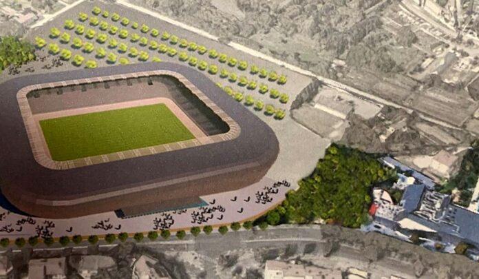 progetto nuovo stadio