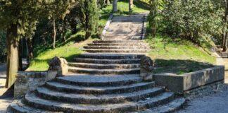 Todi Parco della Rocca